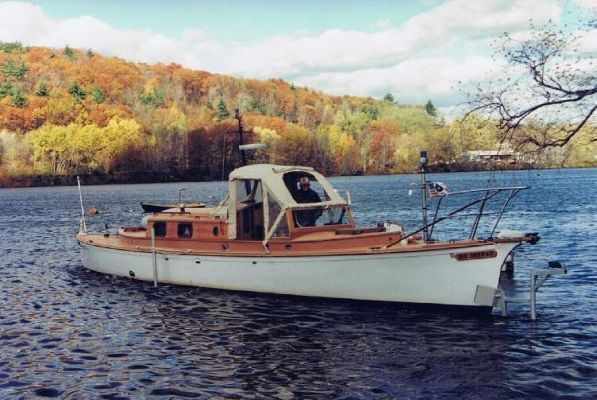 Boats for Sale & Yachts Herreshoff Custom Motor Launch ~ BRING OFFERS! 1950 All Boats