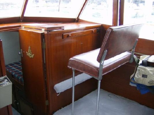 Boats for Sale & Yachts Stephens Flying Bridge Cruiser 1950 All Boats