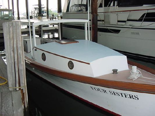 Boats for Sale & Yachts Custom Picnic Cruiser Classic Robert Atwell 1951 All Boats