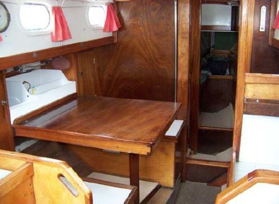 Robert Clark Classic Cutter 1951 Sailboats for Sale