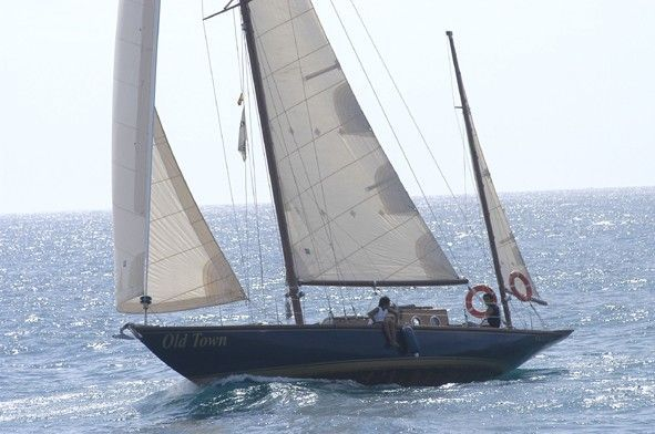 Abeking & Rasmussen Classic yawl 1952 All Boats