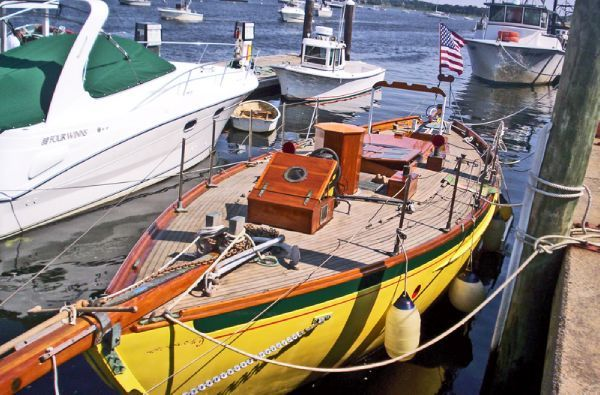 Boats for Sale & Yachts Robert Davis Gaff rigged Ketch 1952 Ketch Boats for Sale