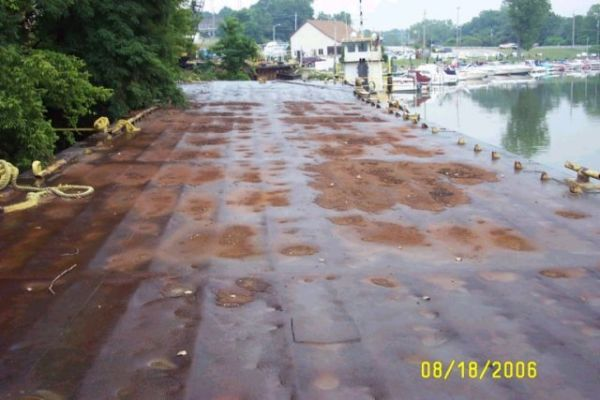 Boats for Sale & Yachts Steel Deck Barge 1952 All Boats