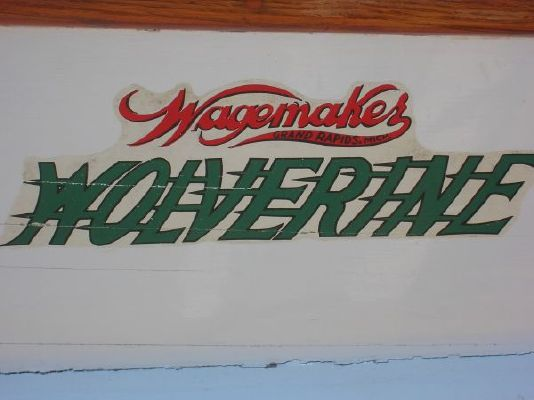 1952 wagemaker wolverine  2 1952 Wagemaker Wolverine