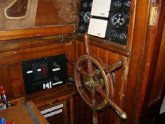1952 watson twin engine motor yacht  14 1952 Watson twin engine motor yacht