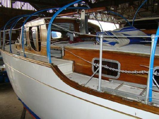 1952 watson twin engine motor yacht  2 1952 Watson twin engine motor yacht