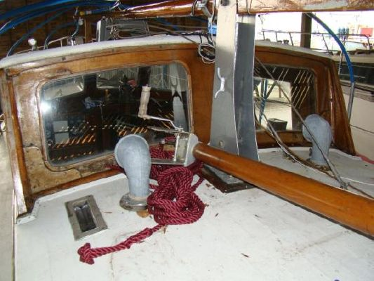 1952 watson twin engine motor yacht  6 1952 Watson twin engine motor yacht