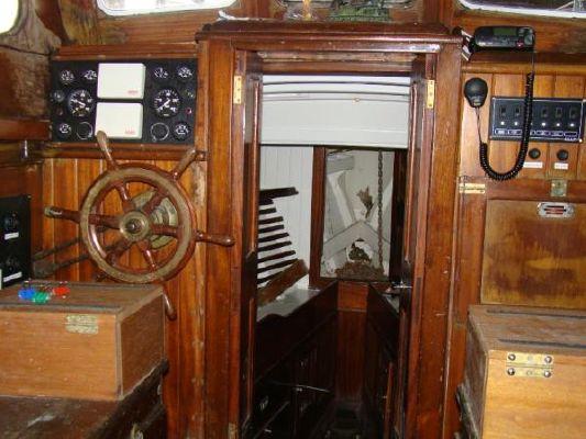 1952 watson twin engine motor yacht  9 1952 Watson twin engine motor yacht