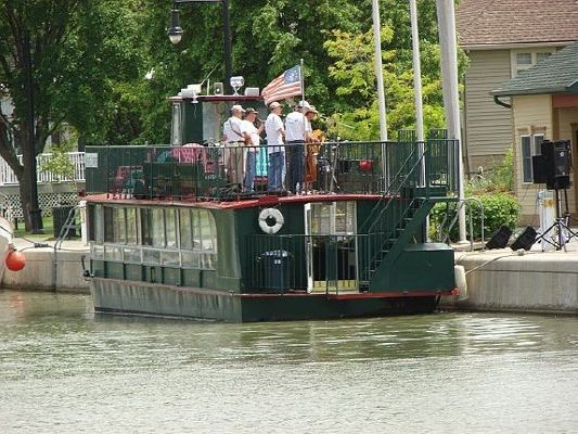 Boats for Sale & Yachts 2002 50' Steel Erie Canal Dinner & Boat Boat 1953 1953 All Boats