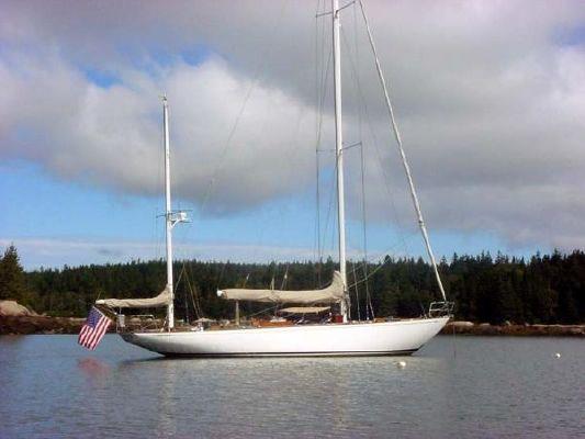 Abeking & Rasmussen Custom Ocean Cruising Yawl 1953 All Boats