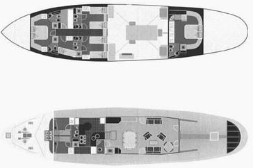 1953 benetti converted tug  33 1953 Benetti CONVERTED TUG