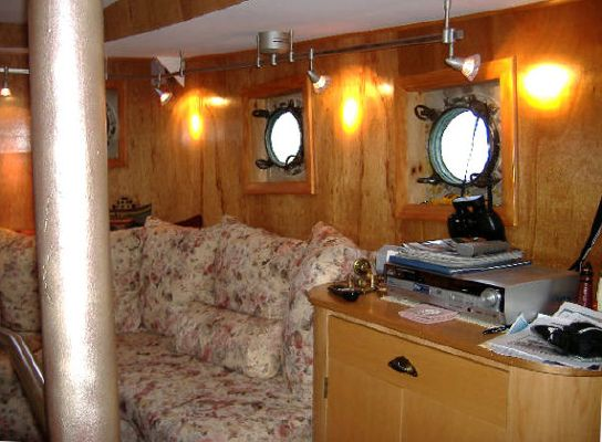 Boats for Sale & Yachts Custom Steel Tugboat Conversion Vessel 1953 Tug Boats for Sale