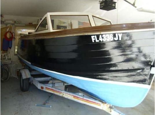 Hubert Johnson Blackjack 1953 All Boats