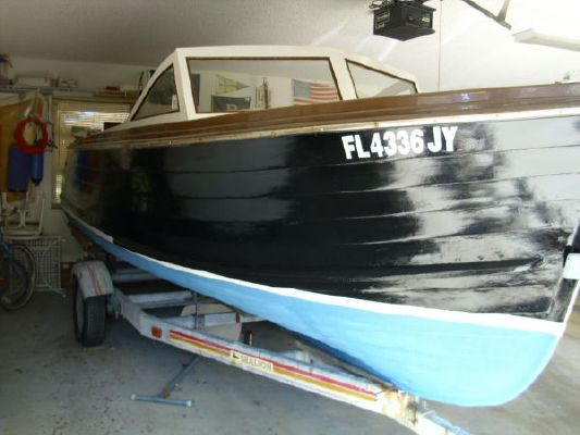 Hubert Johnson Blackjack Sea Skiff 1953 Skiff Boats for Sale