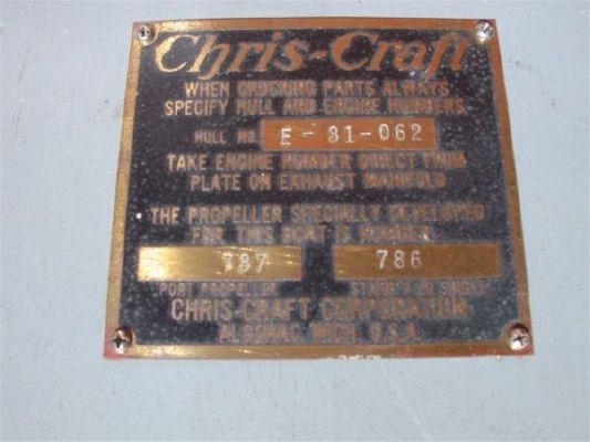 1954 chris 31 1954 Chris