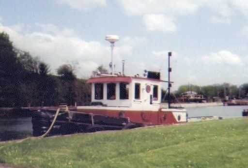 Steel Ex Army Tug 1954 Tug Boats for Sale