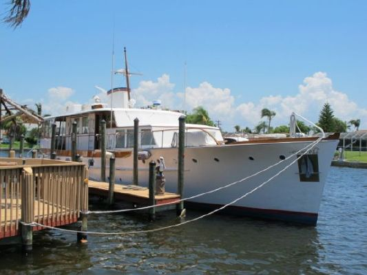 Boats for Sale & Yachts Trumpy Cruiser 1954 All Boats