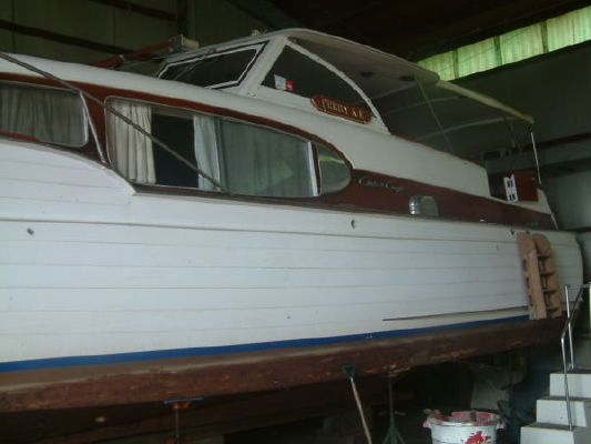 1955 chris craft commander  11 1955 Chris Craft Commander