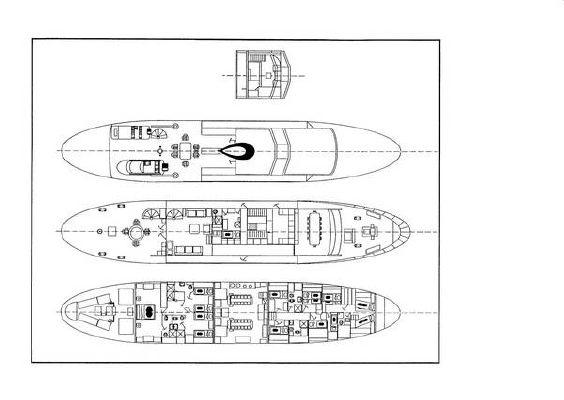Picchiotti 36m 1955 All Boats