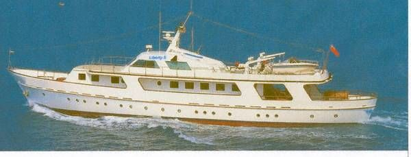 Picchiotti classic motoryacht 1955 All Boats