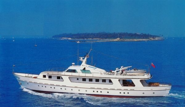 Picchiotti yacht 37 m 1955 All Boats