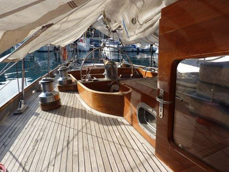 Boats for Sale & Yachts Sangermani 52 1955 All Boats