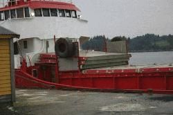 Custom Cargo Vessel 1956 Trawler Boats for Sale