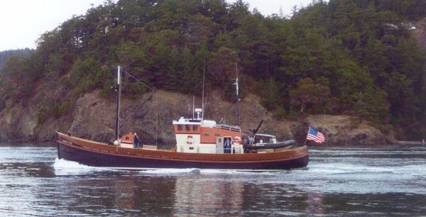 1956 jg forbes boat yard north sea trawler  44 1956 J&G Forbes Boat Yard North Sea Trawler