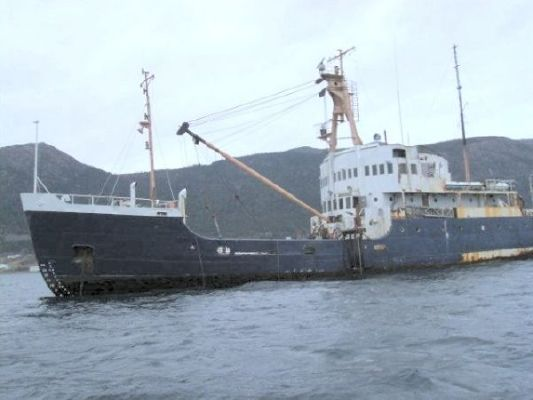 Ex CCG Ice Class Buoy Tender Vessel 1957 All Boats