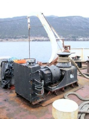 1957 ex ccg ice class buoy tender vessel  10 1957 Ex CCG Ice Class Buoy Tender Vessel