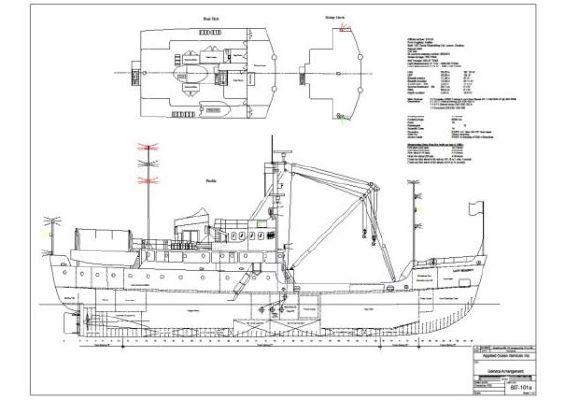 1957 ex ccg ice class buoy tender vessel  18 1957 Ex CCG Ice Class Buoy Tender Vessel