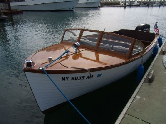 Lyman 18 Runabout 1957 All Boats Runabout Boats