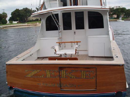 Rybovich Convertible 1957 All Boats Convertible Boats