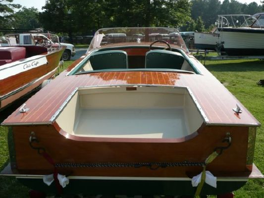 Slickcraft Runabout 1957 All Boats Runabout Boats