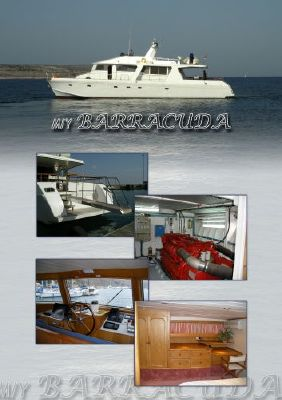 Vosper Ltd. Motor Yacht 1957 All Boats