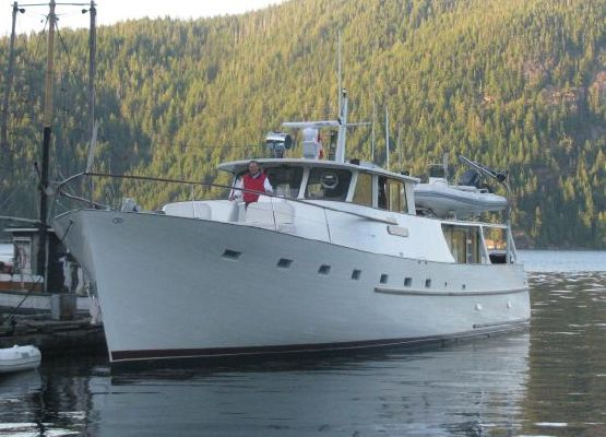 Boats for Sale & Yachts Blanchard Pilothouse 1958 Pilothouse Boats for Sale