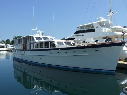 Boats for Sale & Yachts Burger Enclosed Pilothouse Motoryacht 1958 Pilothouse Boats for Sale