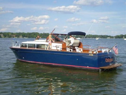 1958 chris craft roamer 35 14 1958 chris craft roamer 35 14 jpg (533�400) roamer rehab 1988 Chris Craft Constellation 35' at reclaimingppi.co