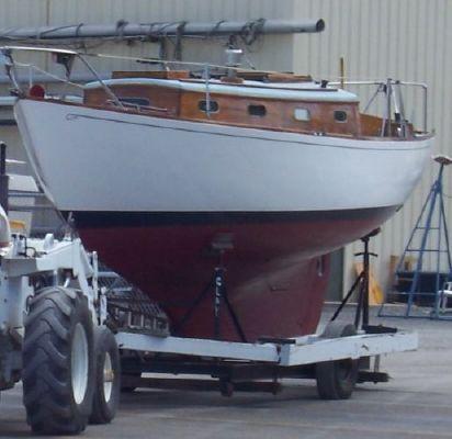 1958 hinckley sloop  1 1958 Hinckley Sloop