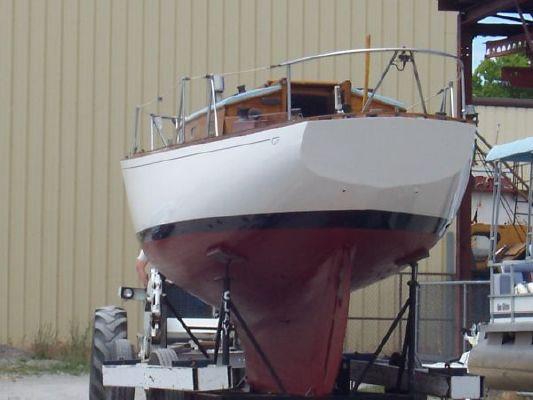 1958 hinckley sloop  2 1958 Hinckley Sloop