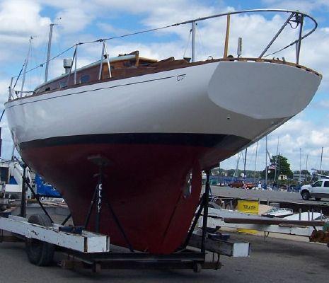 1958 hinckley sloop  3 1958 Hinckley Sloop
