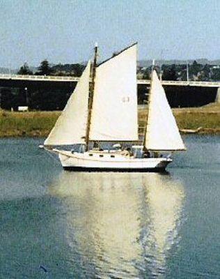 Boats for Sale & Yachts J. Hanna Gaffed Ketch 1958 Ketch Boats for Sale