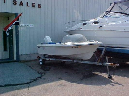 Mohawk Boat Company 14' Runabout 1958 All Boats Runabout Boats
