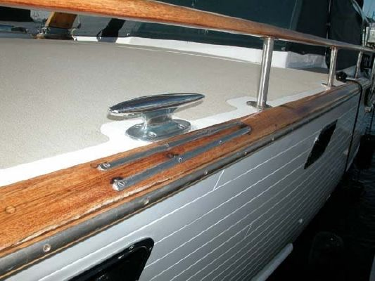 Stephens Flybridge sedan 1958 Flybridge Boats for Sale