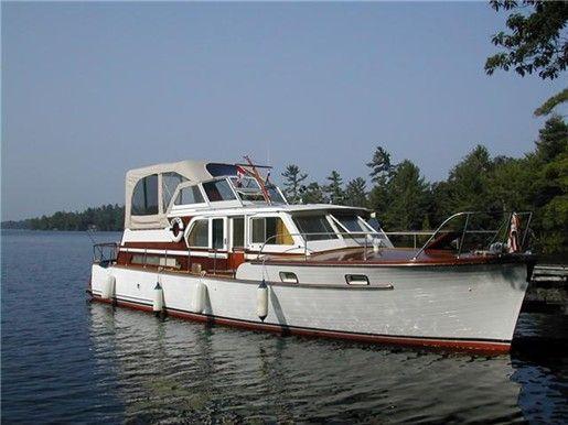 Matthews 42 Sedan Cruiser 1959 All Boats