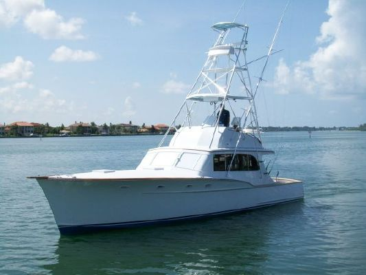 Rybovich Sportfish 1959 Sportfishing Boats for Sale