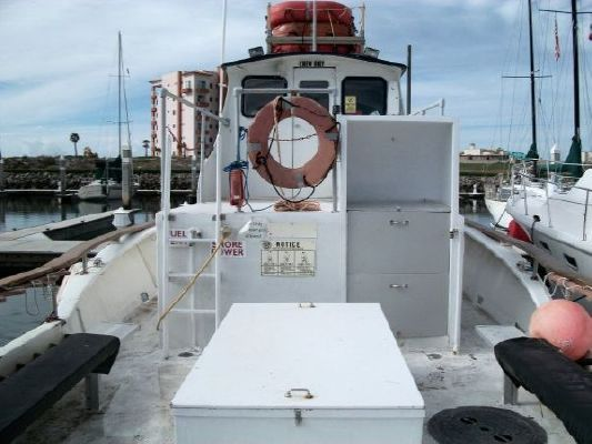 EX USCG Charter Boat/Dive Boat /Seating for 45 Passengers 1960 1960 43' All Boats