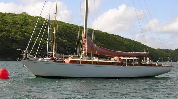 CAMPER & NICHOLSON Sloop 1960 Sloop Boats For Sale