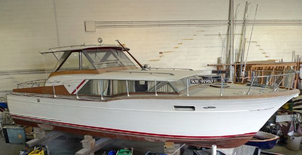 Boats for Sale & Yachts Chris Craft Commander 1960 Chris Craft for Sale