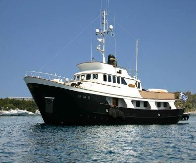 Custom 105 Motoryacht REBUILT 2008 1960 All Boats